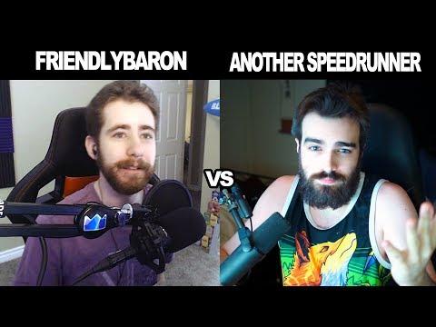 FriendlyBaron Vs Some Other Speedrunner (My Last Video)