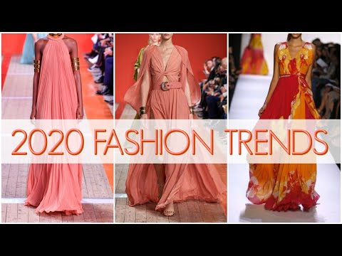 10 FASHION TRENDS FOR 2020. Http://Bit.Ly/2GPkyb3
