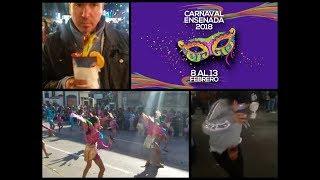 Carnaval Ensenada 2018,100 años de carnaval,sonora dinamita micheladas