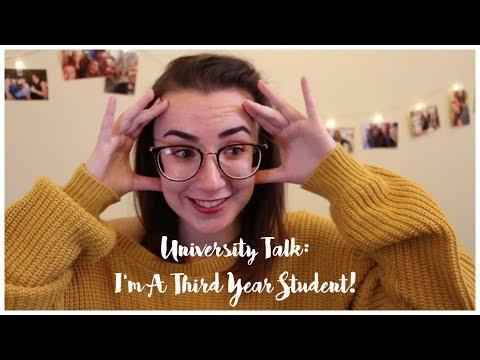 University Talk: I'm A Third Year Student At Ravensbourne! // Becca