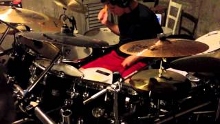 """""""Magic That I Held You Prisoner"""" By The Dillinger Escape Plan - Drum Cover"""