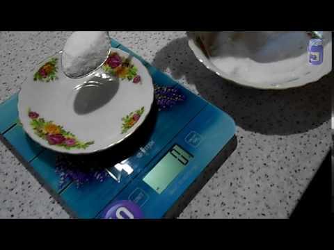 50, 100, 150, 200 грамм соли это сколько столовых ложек?