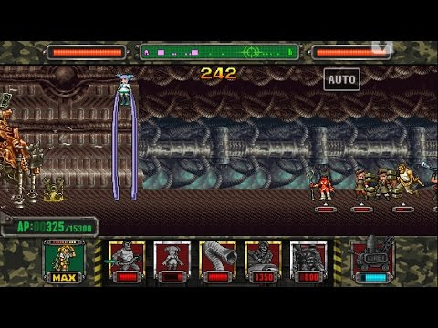 [HD]Metal slug ATTACK. ONLINE!  5  PRE ACQUISITION UNITS   Deck!!! (2.1.1 ver)