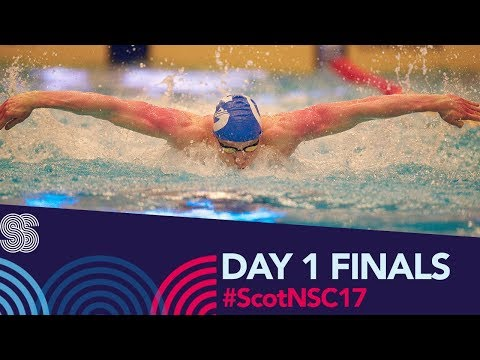 Day 1 Finals | Scottish National Short Course Championships 2017
