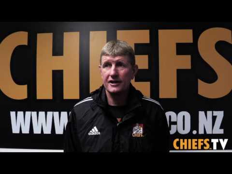 Chiefs TV - Neil Barnes