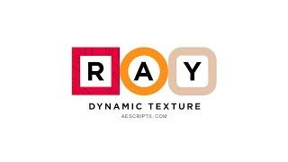 Ray Dynamic Texture RDT Trailer