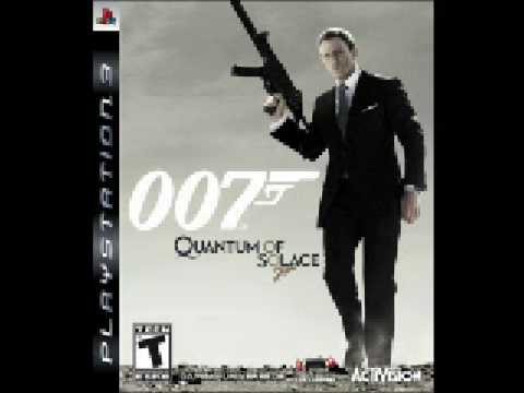 Quantum Of Solace (Game) Soundtrack: Menu Theme