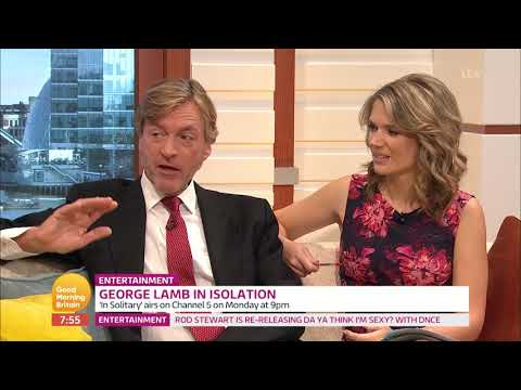 George Lamb in Isolation | Good Morning Britain