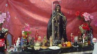 San La Muerte - El santo de piel y hueso