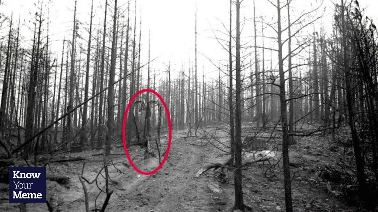 know your meme  slender man
