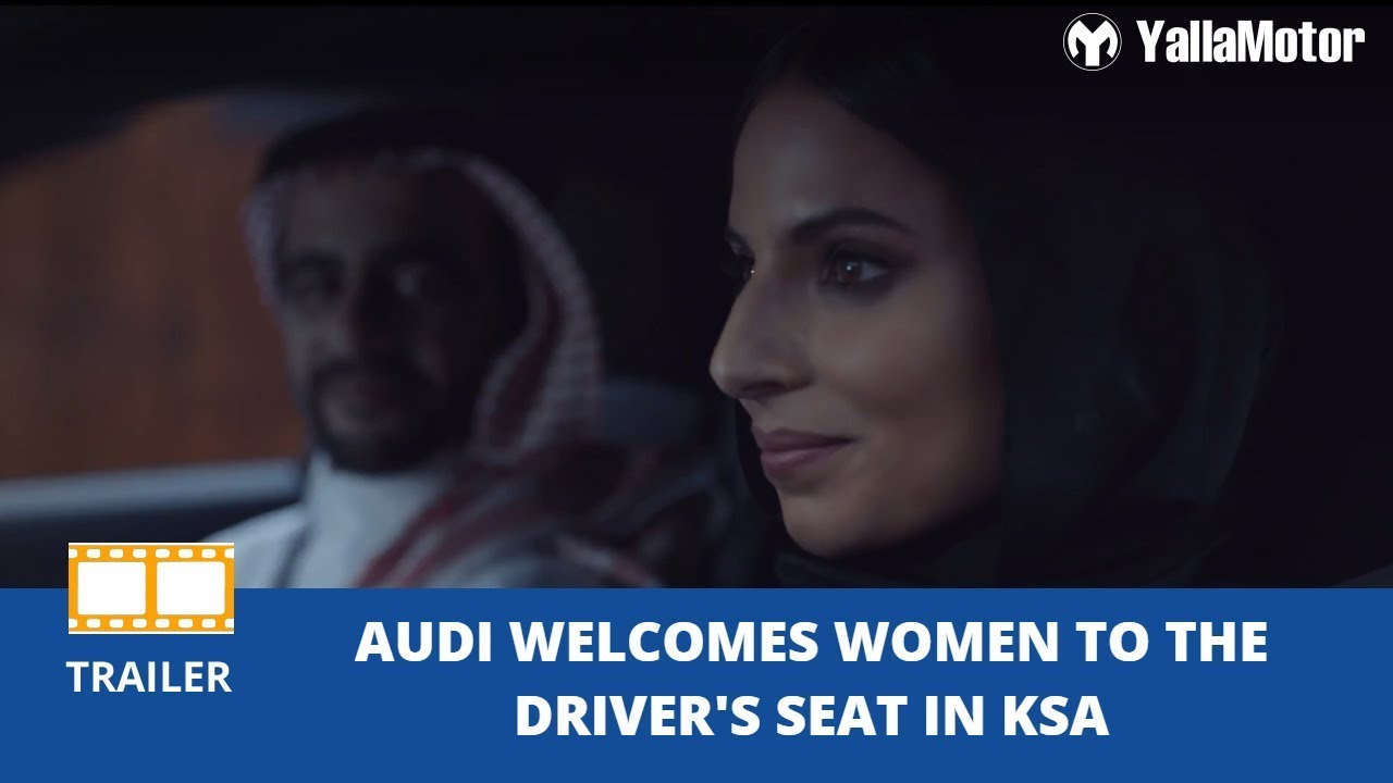 Audi welcomes women to the driver's seat in Saudi Arabia | YallaMotor.com