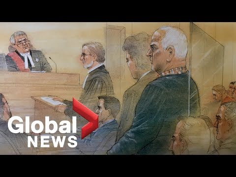 Bruce McArthur victim describes watching guilty plea in courtroom Mp3