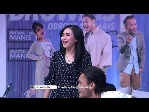 BROWNIS - Igun Ga Mau Kalah Keker Sama Rendi, Biar Ayu Makin Deket! (23/10/17) Part 2