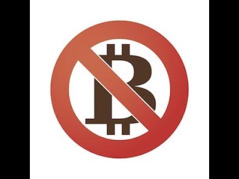 China Bans Bitcoin... Again...