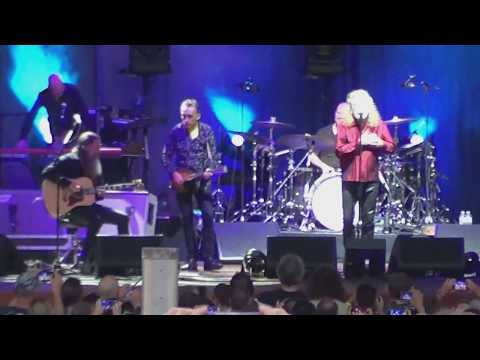 Going To California - Robert Plant - Jay Pritzker Pavilion Chicago - 6/17/2018