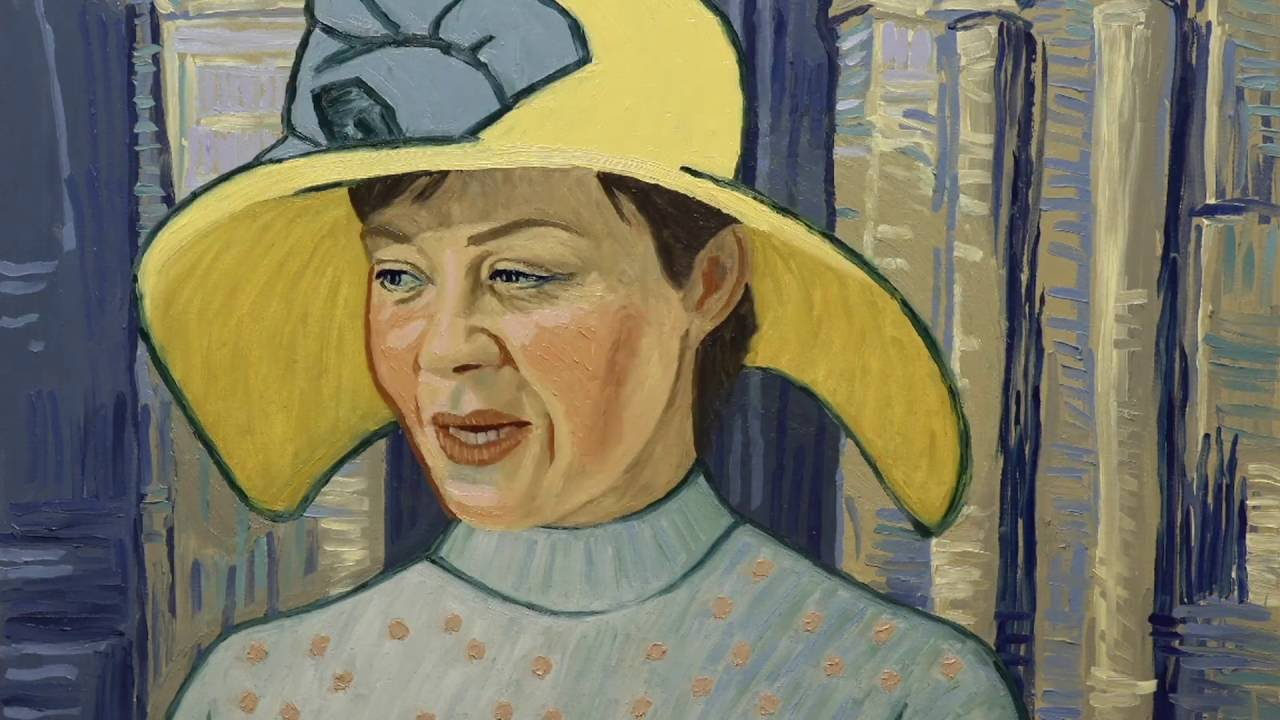 Image result for loving vincent youtube
