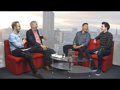 Sheffield Live TV Richard Kettleborough 16.3.17 Part 2