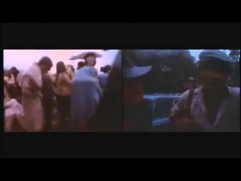 Woodstock Festival 1969 Cloud Seeding
