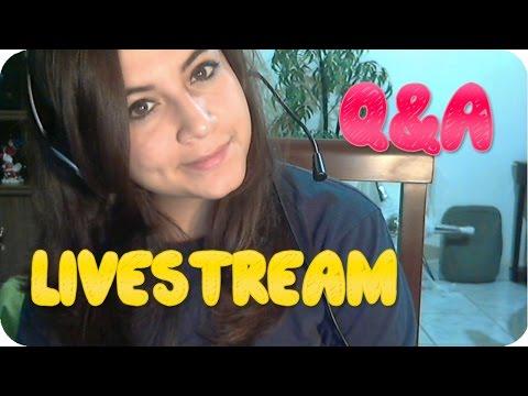 BabiiBL | Livestream de Preguntas y Respuestas! :P ♥