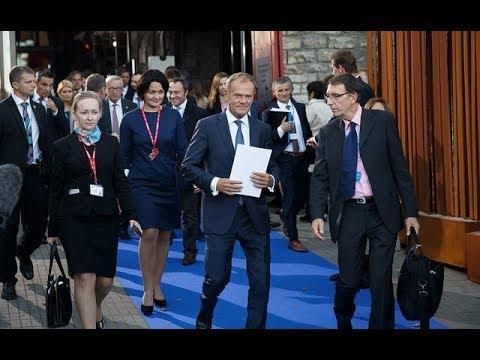 Tallinn Digital Summit – Exit doorstep
