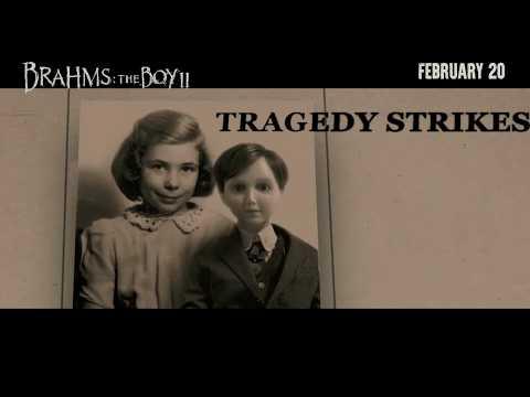 """BRAHMS: THE BOY II """"Friend"""" TV Spot -- In Cinemas 20 February"""