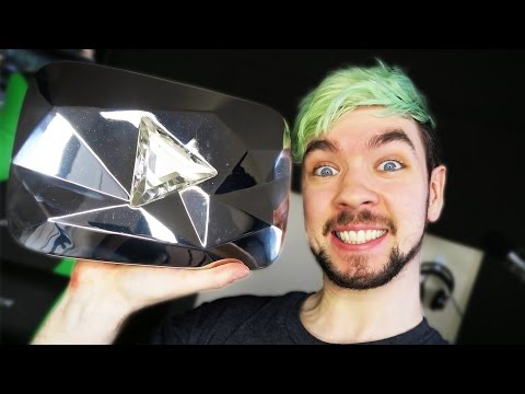 The Diamond Play Button