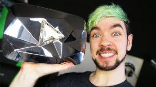 La récompense du Diamond play button