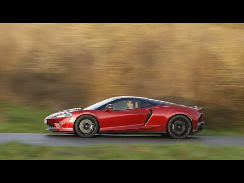 Essai complet de la McLaren GT (2020)