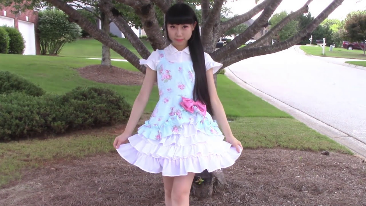 DIY Easy Victorian Inspired Classic Dress + Underneath Ruffle Skirt ...