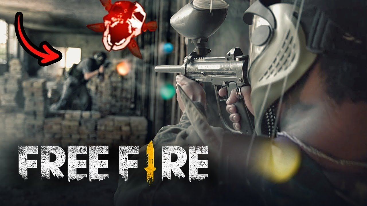 FREE FIRE DA VIDA REAL - A BATALHA FINAL!!!