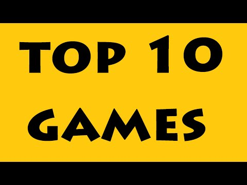 TOP 10 PC Games (Singleplayer) 1080p HD