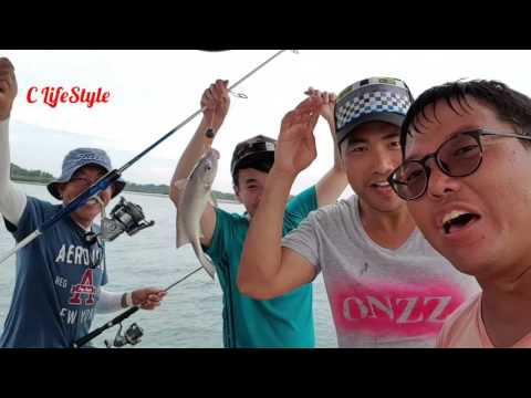 How To Anchor The Boat & Catch Lotsa Fish! Ep 58 ONZZ Fishing Singapore