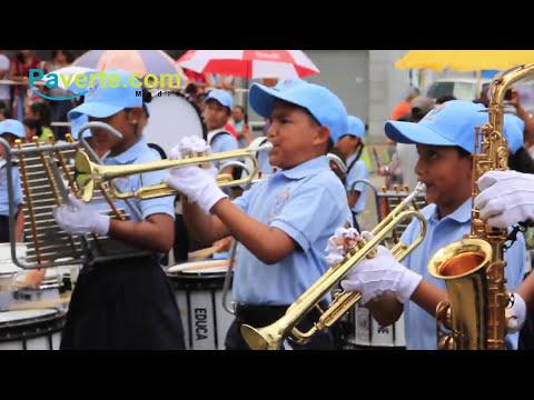 La Chorrera Celebración 161 años de fundación - 2016
