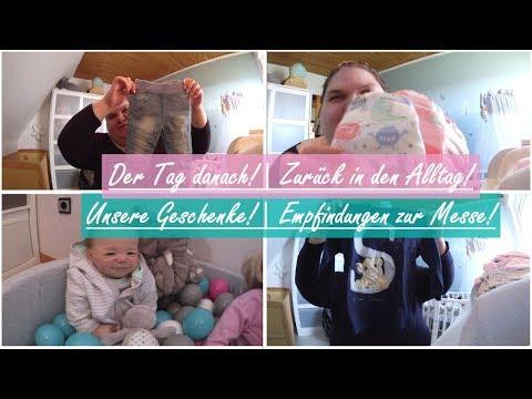 der-tag-danach!-  -wieder-in-den-alltag-finden!-  -unsere-geschenke!-  -little-reborn-nursery