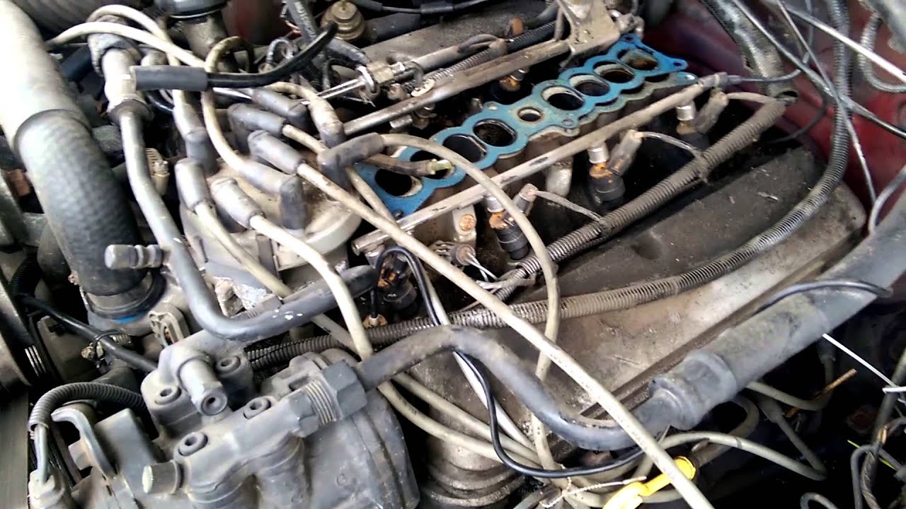 maxresdefault 1987 ford mustang gt 5 0 upper intake removal instructions youtube Ford 5.0 Engine Harness at n-0.co
