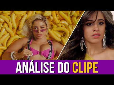 "Camila Cabello Analisa: ""Anitta With Becky G - Banana"""