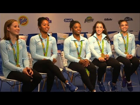 Olympics | Simone Biles, Final Five Olympic Interview