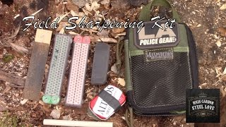 Video My Field Sharpening Kit That I Always Carry in the Woods - HighCarbonSteel Love download MP3, 3GP, MP4, WEBM, AVI, FLV April 2018