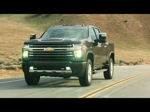2020 Chevrolet Silverado HD – PRODUCTION