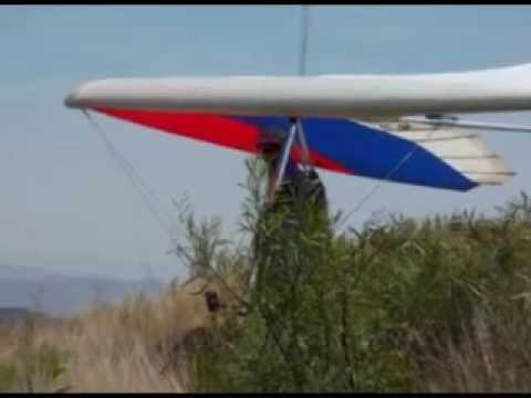 Hang Gliding Lawn Dart