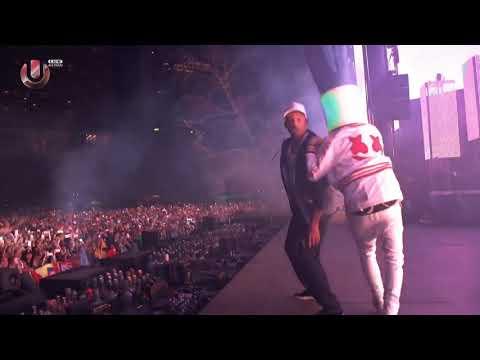 Marshmello & Will Smith - Miami live Ultra