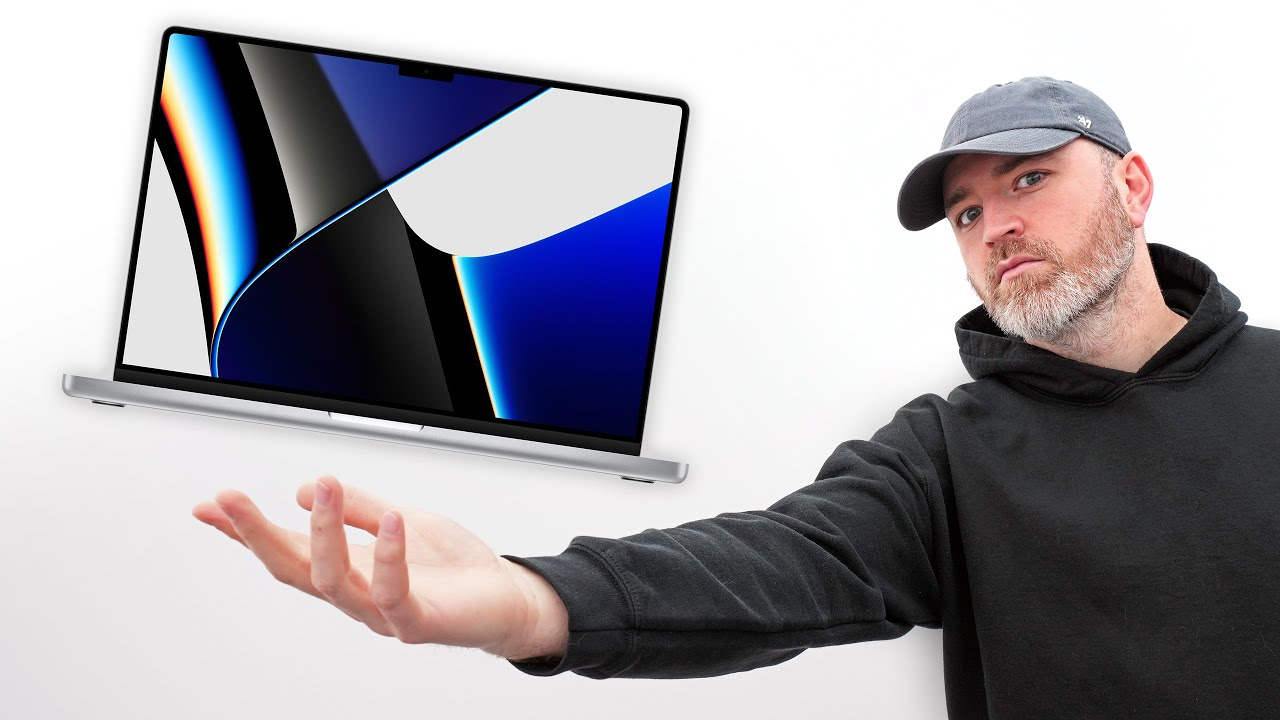 The New Apple M1 MacBook Pro Max and M1 MacBook Pro 2021