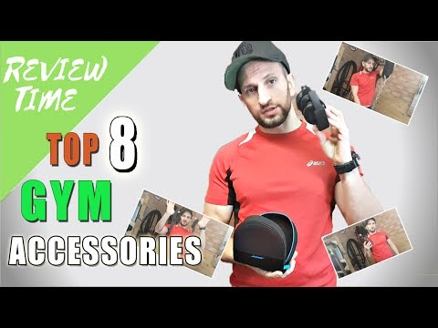 Essential Gym Equipment For Gym Users | Top 8 Accessories