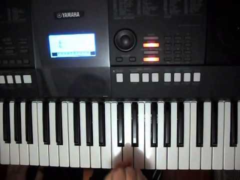 K-On! Fuwa Fuwa Time - Tsumugi Part keyboard [re-upload]