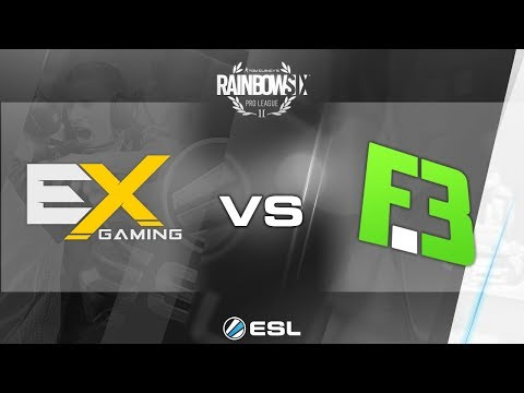 Rainbow Six Pro League - Season 2 - PC - NA - eXcellence Gaming vs. FlipSid3 Tactics - Week 3