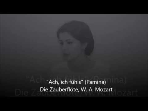 Agnes Auer, Soprano - Ach, Ich Fühl´s (Pamina) Die Zauberflöte - W. A. Mozart
