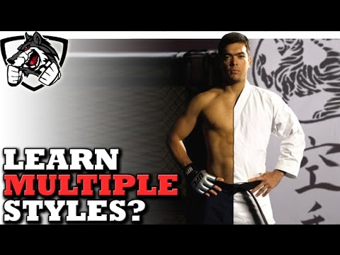 Can I Learn More Than 1 Martial Art at a Time?