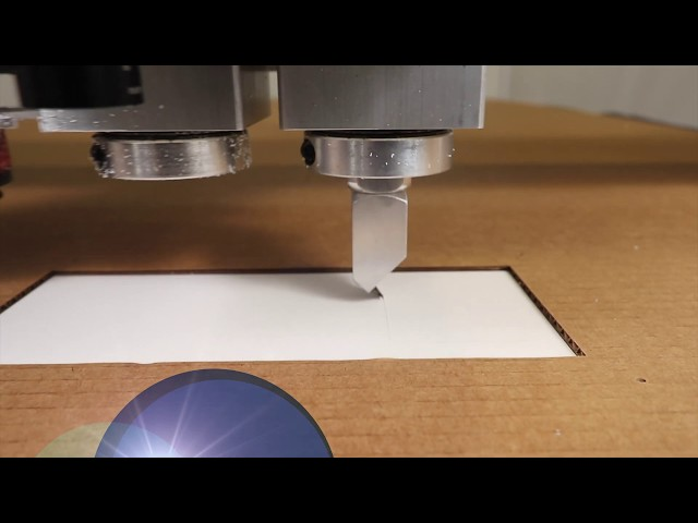 Cardstock - V-Cut Tool