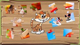 Пазлы для детей (Puzzle for kids)
