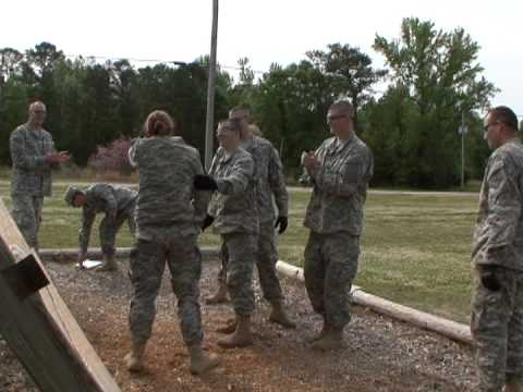 Officer Candidate School Starts with the Basics